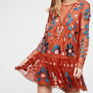 ISO Free People Hearts Are Wild Dress